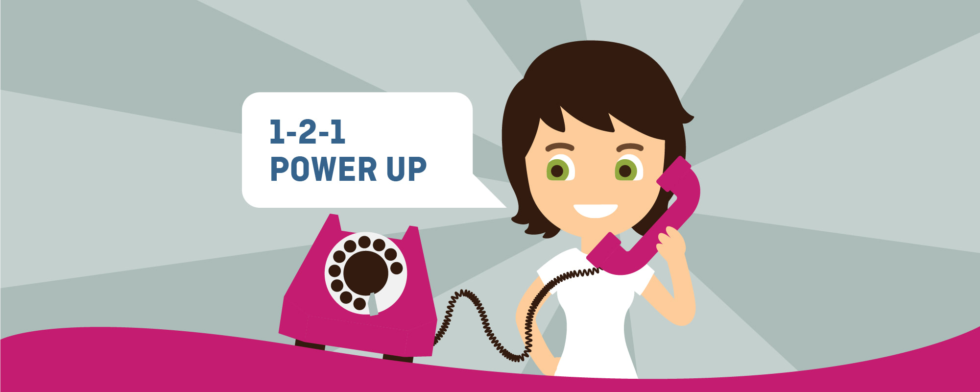 Power Up Session to make conversations count