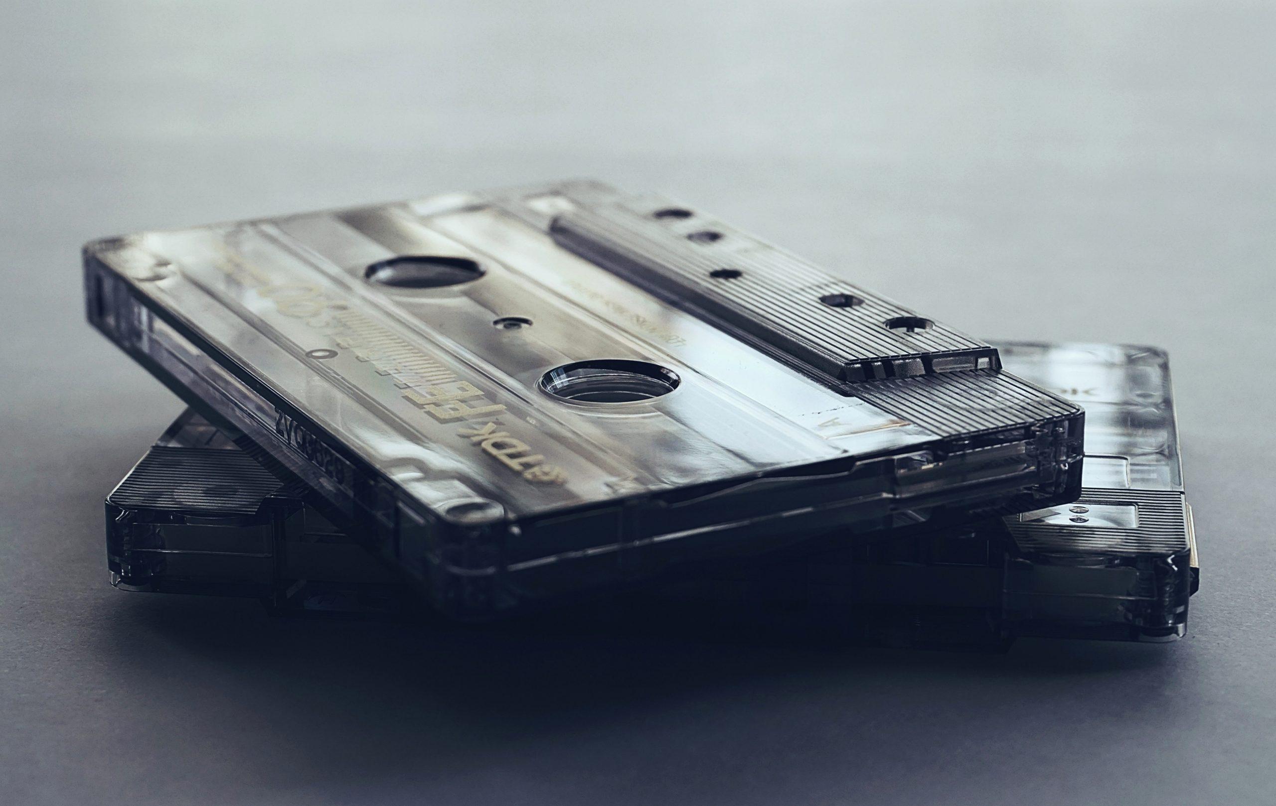 90s cassette conversations