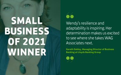How to show creative resilience and success: Award-winning business gets A-List mentor support